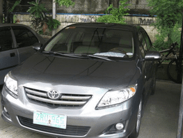 Toyota Corolla Altis 2008 Year 250K for sale