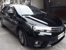 Toyota Corolla Altis 2014 Year 350K for sale