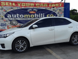 Toyota Corolla Altis 2015 Year 550K for sale