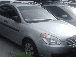 Hyundai Accent 2010 Year 150K for sale