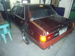 1982 Mitsubishi Lancer Box type for sale