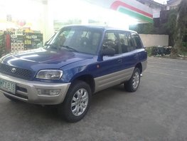 1998 Toyota Rav4 automatic 4x4  for sale