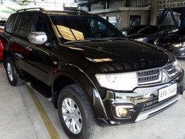 Well-kept Mitsubishi Montero 2015 for sale
