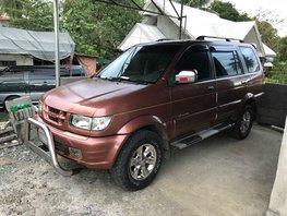 Isuzu Crosswind Manual XUVi diesel 2004 for sale