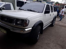 Nissan Frontier Manual 4x4 Diesel 2003 for sale