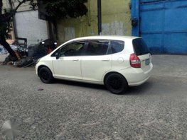 2002 Honda Fit Jazz Automatic Gas for sale