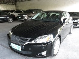 Good as new  Lexus IS 300 2010 for sale