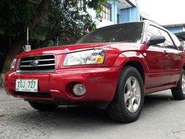 2003 model Subaru Forester for sale