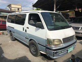 1998 Toyota Hiace Grandia for sale