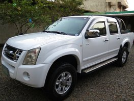 Well-maintained Model Isuzu Dmax 2009 for sale