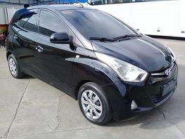 Well-kept Hyundai Eon manual 2012 for sale