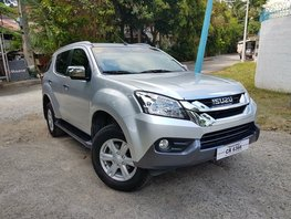 2017 Isuzu MUX LSA top of the line for sale