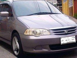 Honda Odyssey 2000 model RA6 for sale