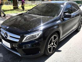 Mercedes Benz GLA 200 AMG Black For Sale