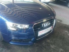 Audi A5 TFSI Quattro2.0 Coupe Blue For Sale
