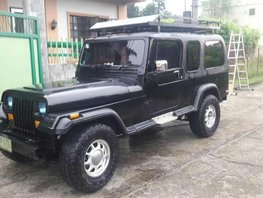 Wrangler jeep for sale! Rush! for sale