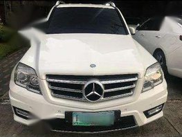 2010 Mercedes Benz GLK 220 CDI For Sale