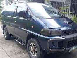 Mitsubishi Spacegear 4x4 turbo 2005 for sale