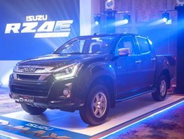 Isuzu D-Max RZ4E 2018 & Isuzu MU-X RZ4E 2018 officially launched