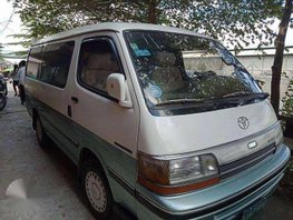 1993 Toyota Hi Ace Super Custom White For Sale