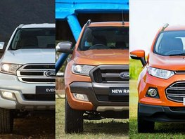 Ford PH to reduce maintenance costs for best-selling models