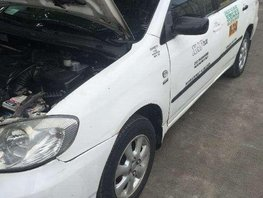 Toyota Altis Taxi 2005 for sale