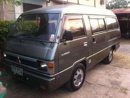 Mitsubishi L300 Versa Van Diesel 1993 for sale