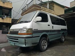 Toyota Hi-Ace Super Custom 4x4 1993 FOR SALE