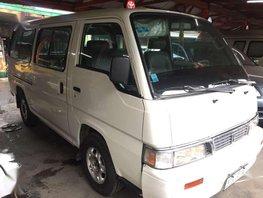 Nissan Urvan shuttle 2004 for sale