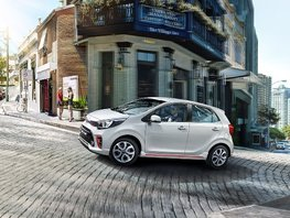 Kia Picanto Price in the Philippines - 2019