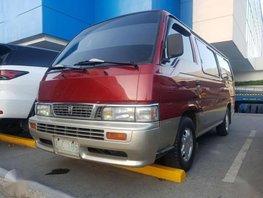 Nissan Urvan escapade 2003 FOR SALE