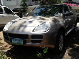 Selling Used Porsche Cayenne 2005 Automatic Gasoline
