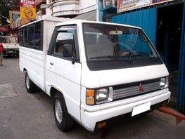 Well Maintain Mitsubishi L300 FB Type 1990