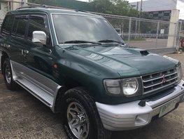 2001 Pajero Fieldmaster For Sale