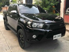 2015 Toyota Hilux Revo G 4x2 AT Diesel Dmax for sale