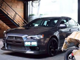 2008 Mitsubishi Evolution for sale
