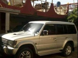 Like new Mitsubishi Pajero for sale