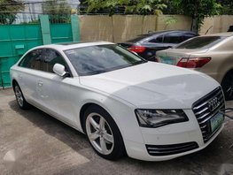 Good as new Audi A8 for sale