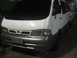 KIA PREGIO 2002 Model Complete papers