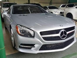 Mercedes Benz SL550 2016 for sale
