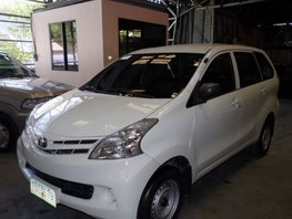 2012 Toyota Avanza J Manual transmission for sale