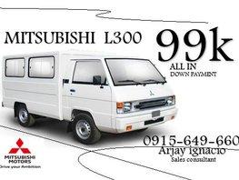 MITSUBISHI L300 2018 FOR SALE