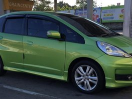 2013 Honda Jazz 1.5 A/T Green For Sale