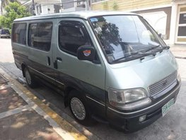 1997 TOYOTA Hiace Grandia Local Diesel FOR SALE