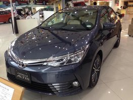 2018 Toyota Altis for sale