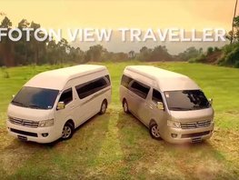 Foton Traveller 2018 Philippines: Price, Interior, Exterior, Specs Review