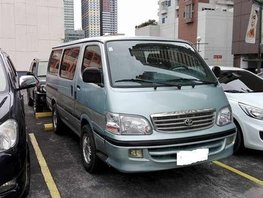 FOR SALE Toyota Hiace 2001