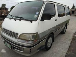 Toyota HiAce Local 97 Diesel FOR SALE