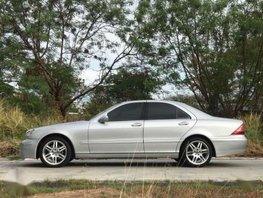 2002 Mercedes Benz S500 AT FOR SALE