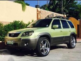 Mazda Tribute Loaded 2007 FOR SALE